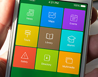 University of Oregon: iPhone App