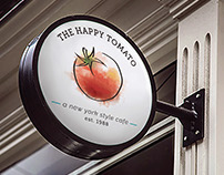 The Happy Tomato