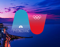 2018 Olympics Broadcast Package