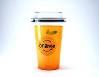 Orange Lemonade Logo
