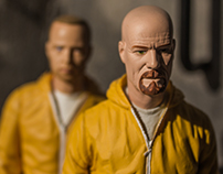 Breaking Bad - Action Figures