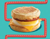 McDonald's Breakfast - It's Always On The Way
