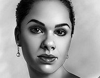 Misty Copeland portret