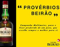 Campanha | Licor Beirão