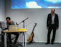 "Audiovisual para ""LORD K"" (Sala Trono, 2015)"