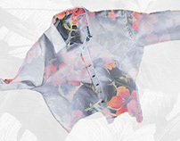 Men's Printed Floral Shirts