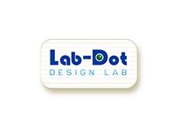 Lab-Dot Design Lab - Visual Identity