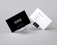 Business Card for CHIZ