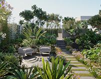 Globeplants bundle 05 : Tropical Garden 01