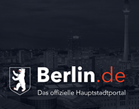 berlin.de | City Portal