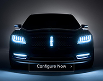 Lincoln Configure UI Design