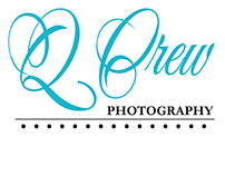 Q Crew Photography Logo Design