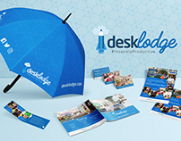 DeskLodge Stationery & Marketing Materials