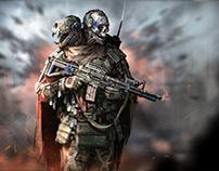 War mashine