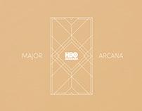 HBO Canada – Major Arcana Tarot Cards