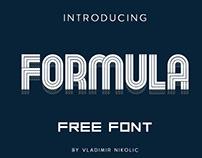Free Formula Font