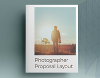 Photography Proposal Layout