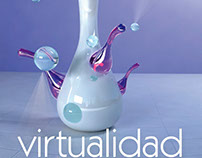 """Afiche conversatorio """"Virtualidad"""""""