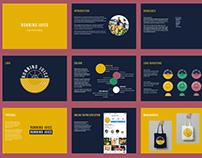 Branding & design for Running Juice