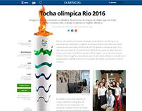 Tocha Olímpica 2016