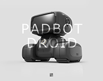 [commercial project] Padbot Droid | Table Robot