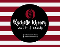 Rachelle Khoury. Nails & beauty