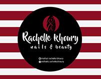Rachelle Khoury. Nails & beauty