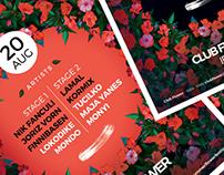Summer Flower Festival | Flyer Template