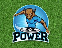 Logo&Branding for Ultimate Frisbee Team