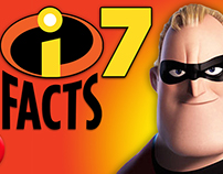 107 Incredibles Facts