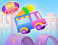 Yummy Yummy RUSH — Race Bang & Ice Cream. Jam Project