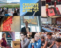 Creative Campus Collaboration at the University of Utah