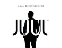 JUUL MILAN DESIGN WEEK 2019