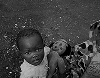 Photojournalism - poverty in South Africa