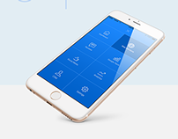 Social Marketing iOS Application
