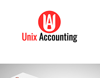 Corporate identity for UnixAccounting.