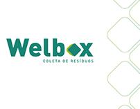 Welbox :: Concept logo