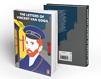 The Letters Of Vincent Van Gogh Book Cover
