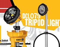 Tripod Light Flyer