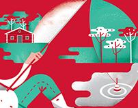 Ruutiset LakiExtra Illustrations