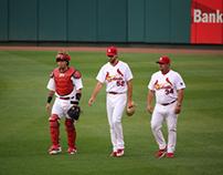 Cardinals vs. Padres 7.3.15