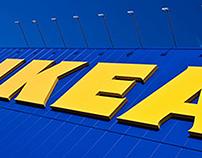 IKEA microsite