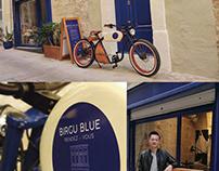 Birgu Blue ~ Signage / Branding