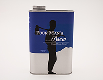 Pour Man's Brew