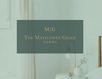 The Mayflower Grace- Logo development