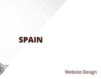 SPAIN - Website Design