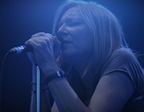 Portishead 3.17.14 (in Collaboration with Pitchfork)