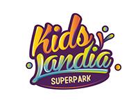 Логотип для детского парка развлечений.