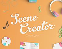 40+ Creative Mockup Scene Creators You Will Love!