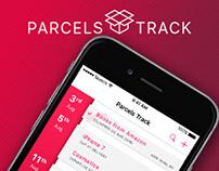 Parcels Track - mobile app